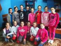 The spring team - a new national junior team in Onesti