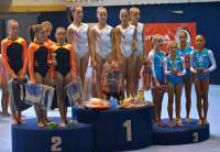Cetate Deva medals at Jana Gajdose Memorial, Brno 2013