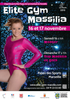 Larisa and Andreea - the fabulous duo of Elite Gym Massilia 2013