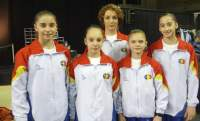 Fan Romania la International Gymnix  2016